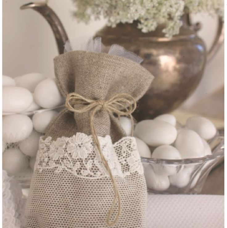 Santorini wedding favors