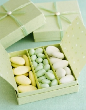 Wedding favors- Santorini wedding