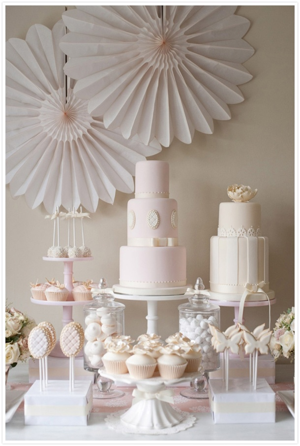 Dessert table suggestions for your wedding reception | Tie the Knot ...