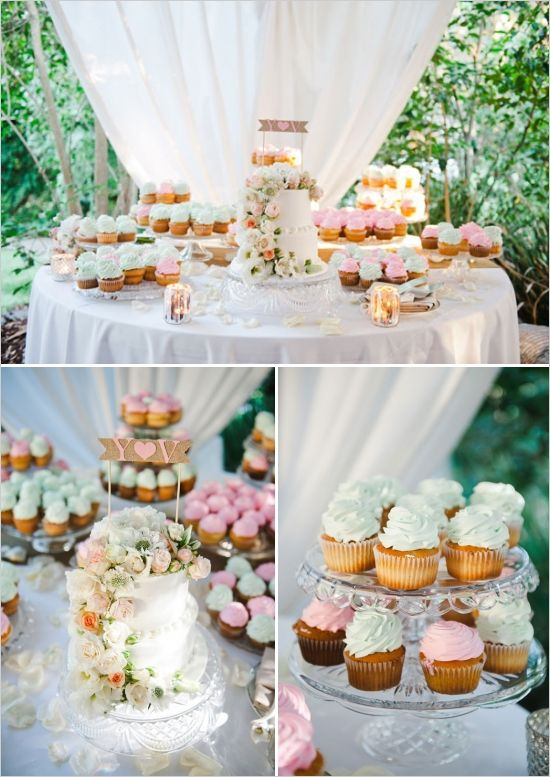 Dessert Table Suggestions For Your Wedding Reception Tie The Knot