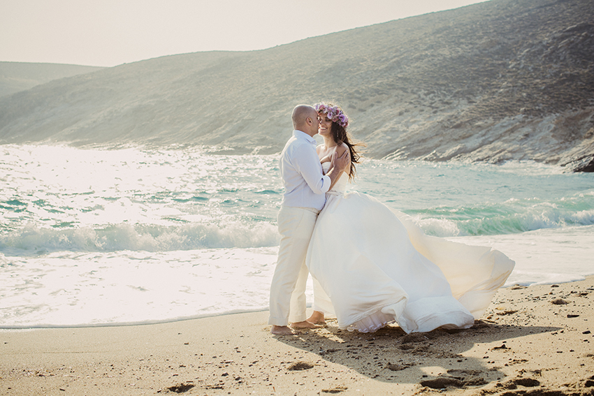 Wedding in Greece by Anna Roussos Wedding Photographer