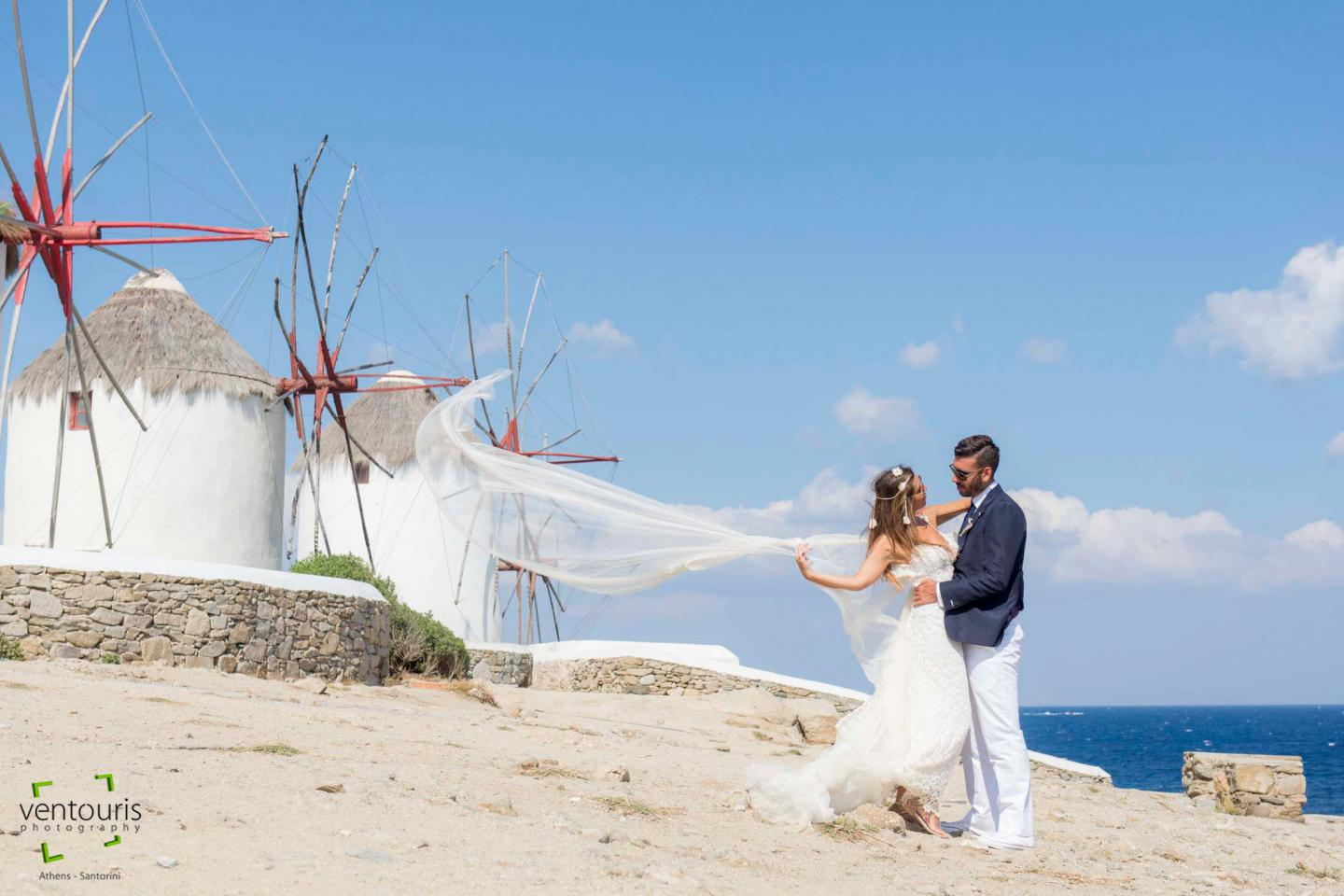Wedding Photography Greece: Weddings In Santorini And Other Greek Islands By Ventouris