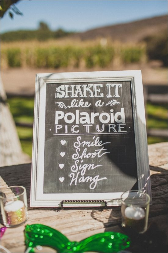 Photo Booth Inspiration Source Wedding S