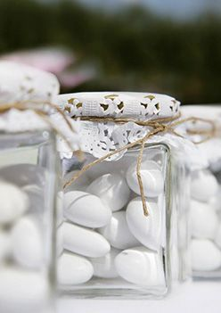 Santorini Wedding Favors