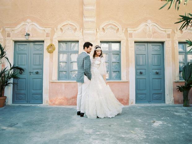 Belle Epoque Inspired Wedding
