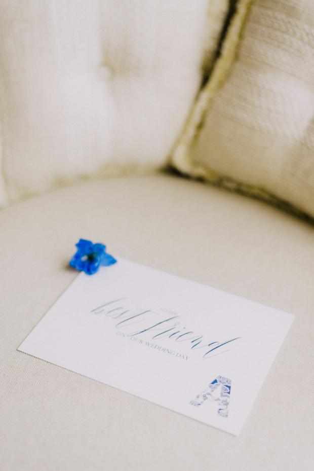 Stationery- Tuscany wedding