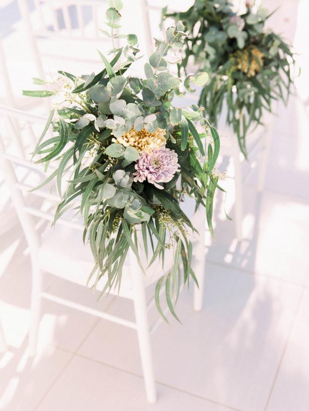 wedding aisle chairs