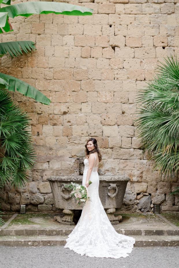 Tuscany wedding- La Badia di Orvieto