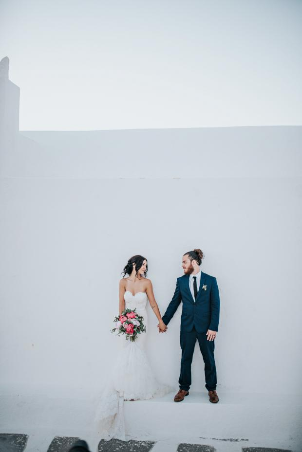 Destination wedding in Greece-Tie the Knot