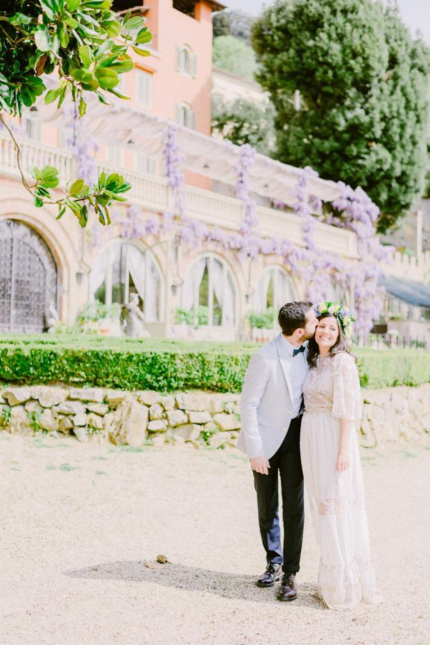 Wedding in  Tuscany villa - italy