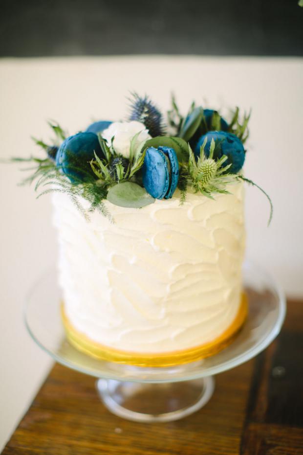 Macaron cake - Tie the knot Greece