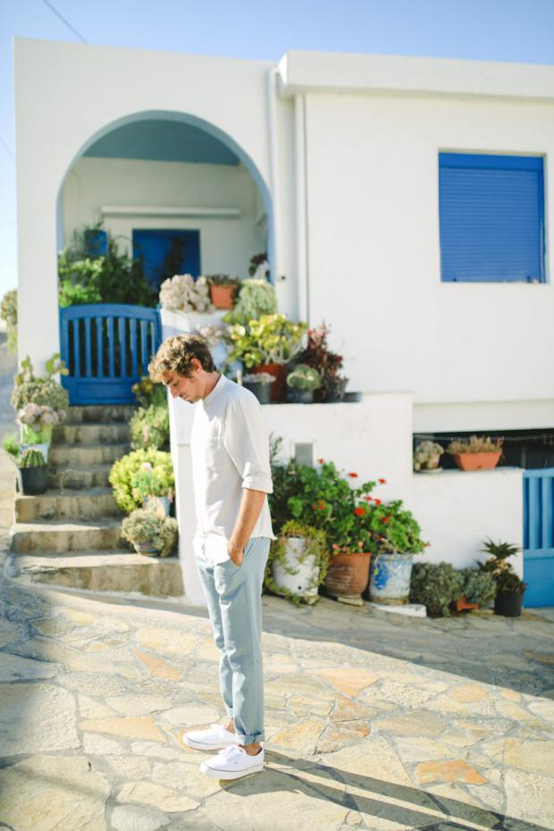 Wedding in Greece- First look