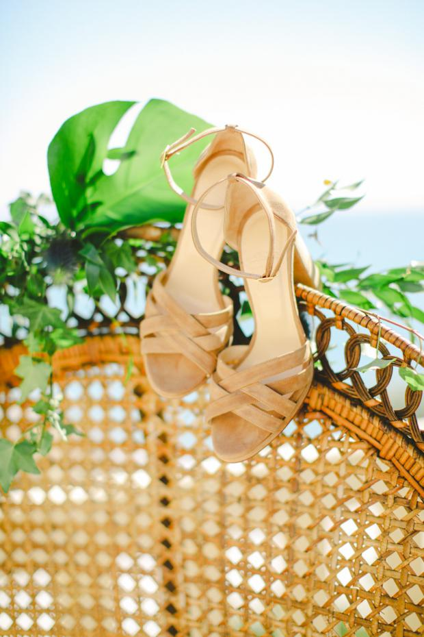 Wedding shoes- Bohemian wedding