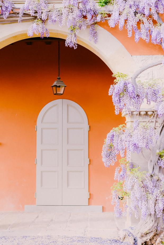 Wisteria - Wedding in Italy