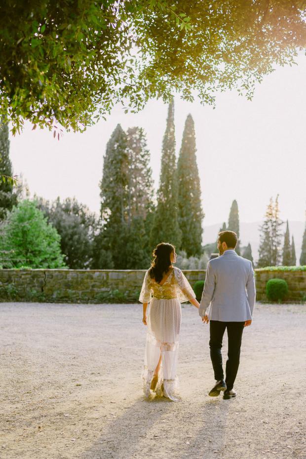 Wedding in Tuscany- Italy