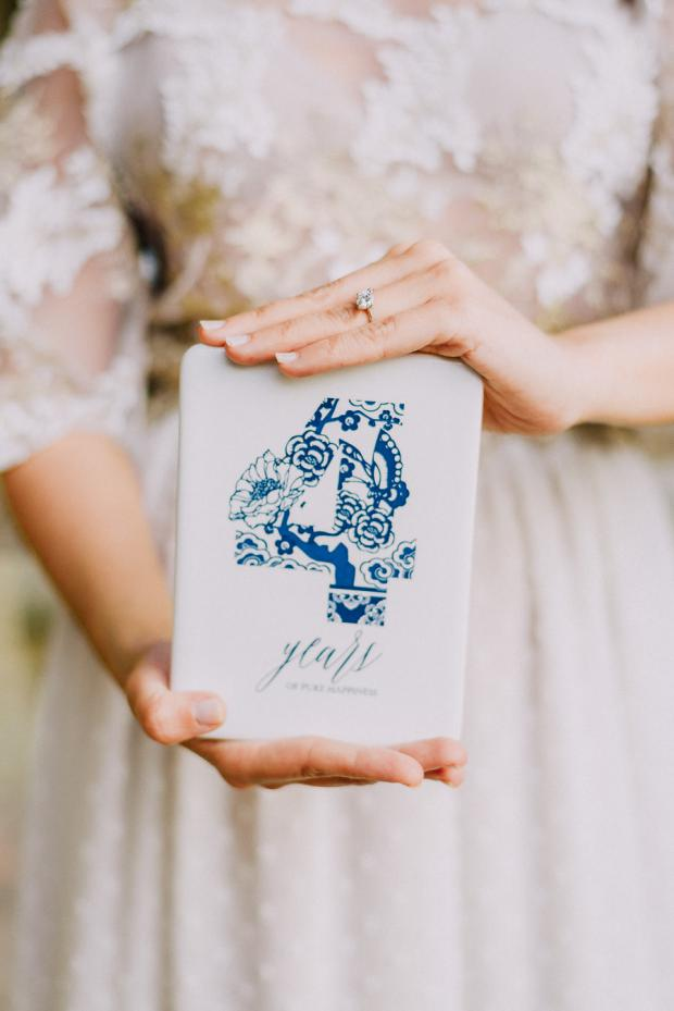 Wedding Stationery- Table numbers