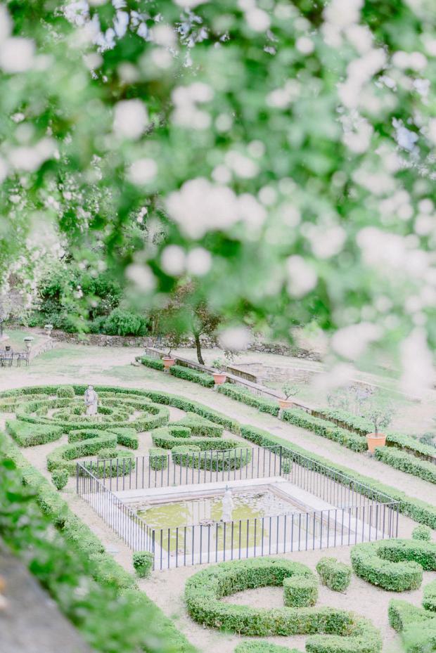 Villa Fontanelle- Tuscany wedding
