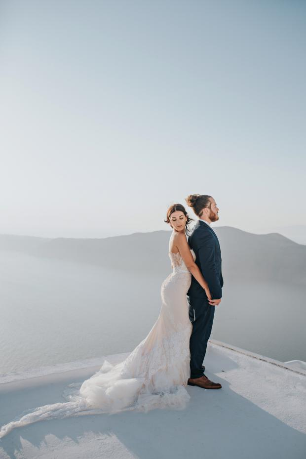 Destination wedding in Greece- Tie the knot