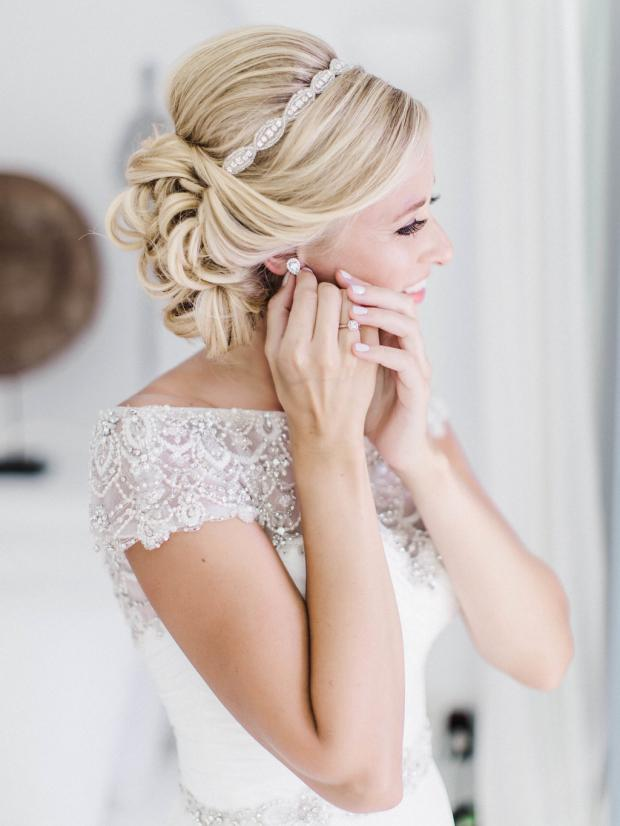 Elegant wedding in Greece
