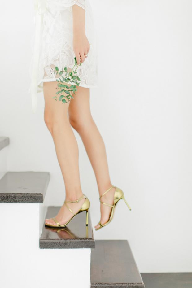 Wedding shoes- Jimmy Choo