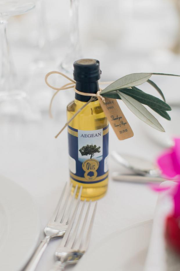 Greek wedding favours