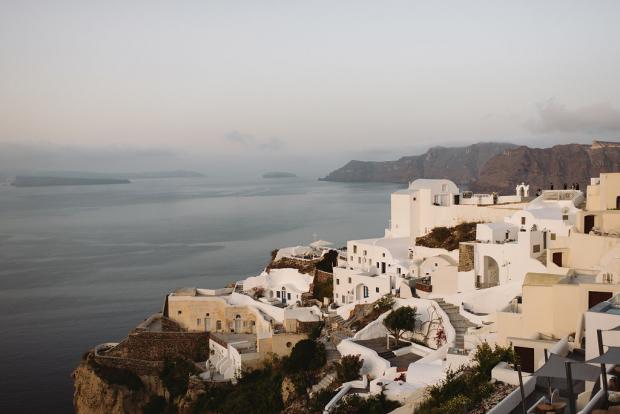 Santorini- Greece