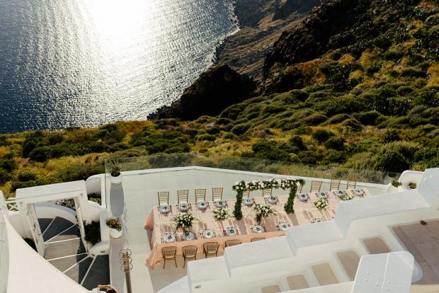 Wedding in Greece - Santorini