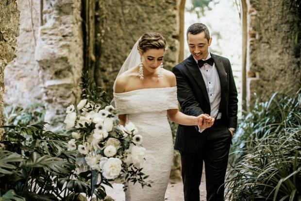 Wedding in Sintra, Portugal