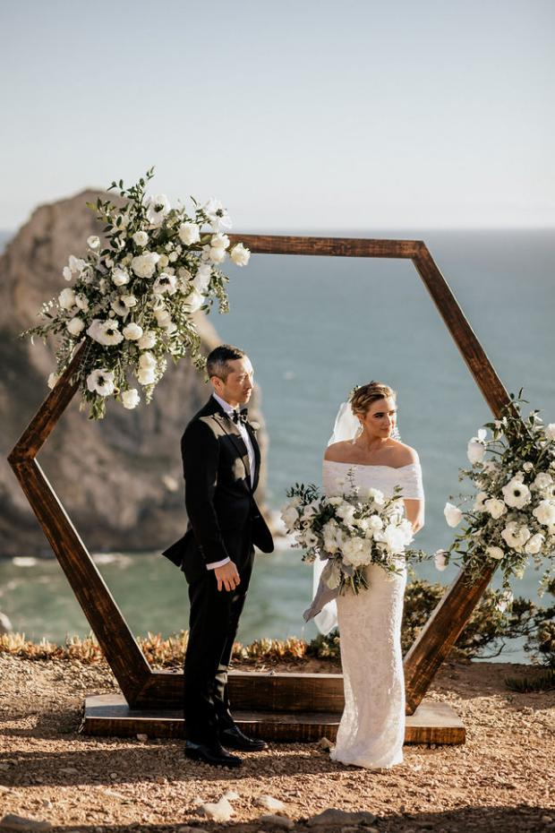 Adventurous elopement in Sintra Portugal