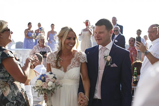 Santorini wedding- Tie the knot in Santorini