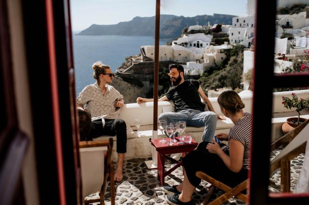 Wedding preparations- Greece wedding