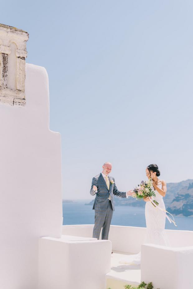 First look - Santorini