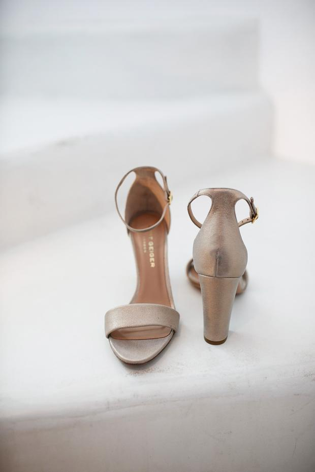Wedding Shoes- Kurt Geiger