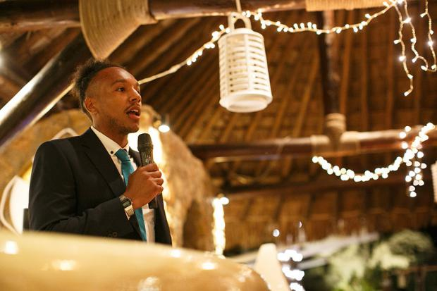 Wedding speech
