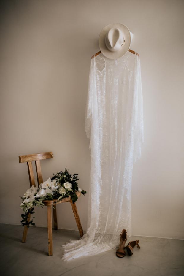 Wedding dress -Grace loves Lace