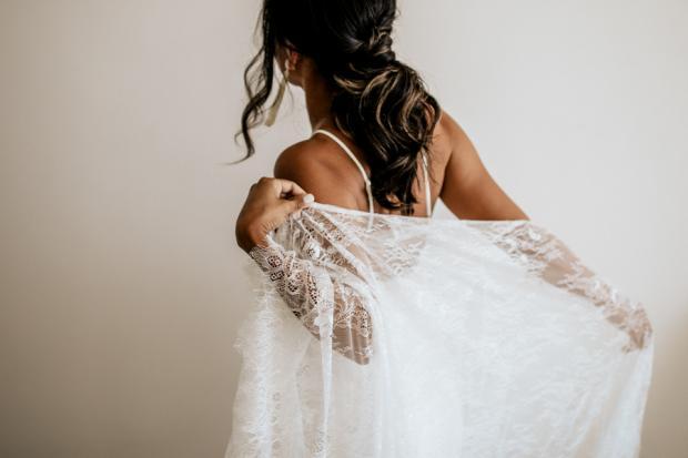 Wedding dress-Grace Loves Lace