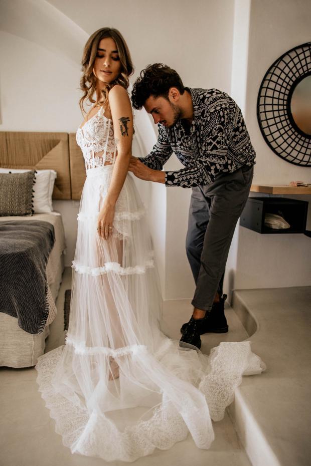 elopement preparations