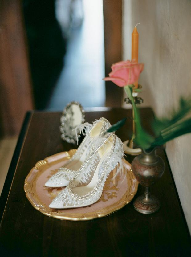 Wedding Shoes Katerina Sarani