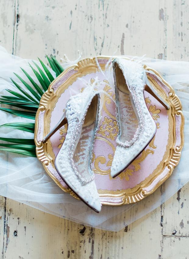 Wedding Shoes Katerina Sarani