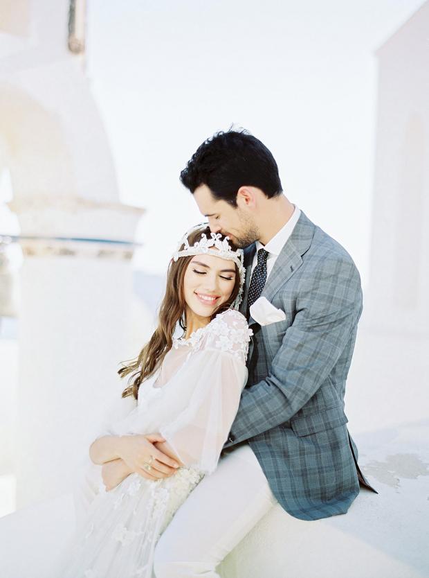 Belle Epoque wedding in Greece