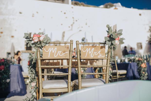 Wedding hairs - Wedding in Greece