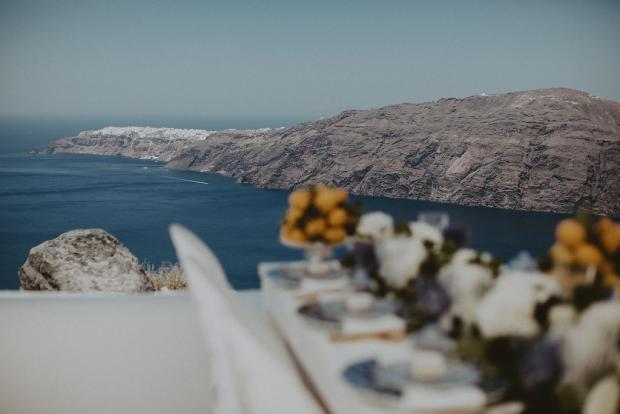 Lemon wedding in Greece & Italy