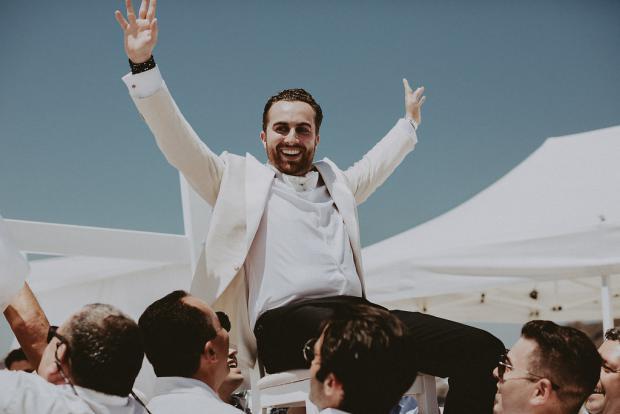 Luxury jewish wedding in Greece & Italy