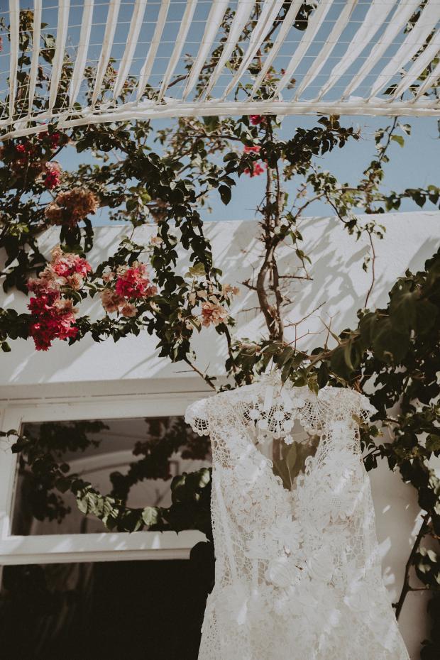 Wedding dress- Greece wedding