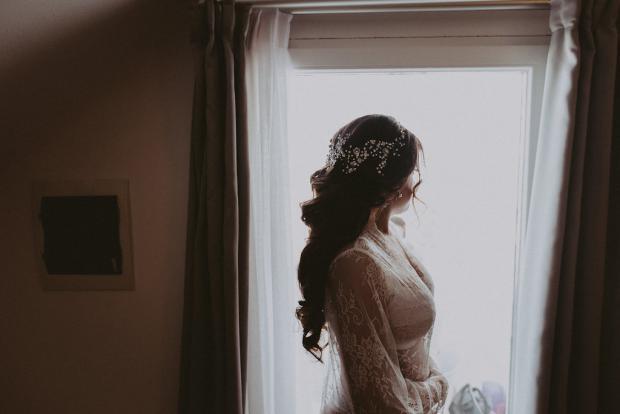 Wedding preparations- Santorini wedding