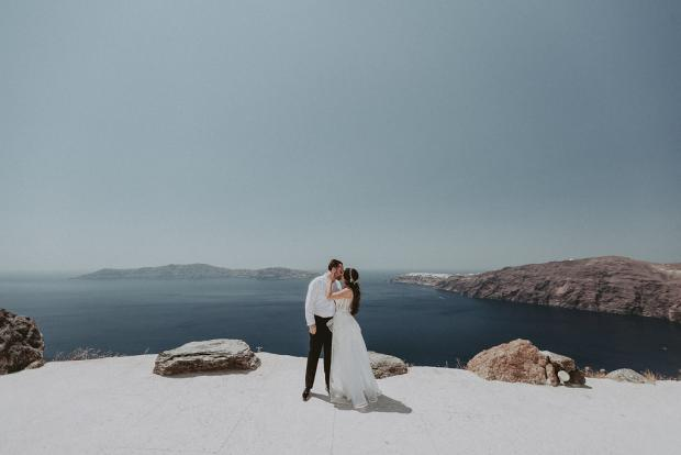 Luxury jewish wedding in Greece and Italy