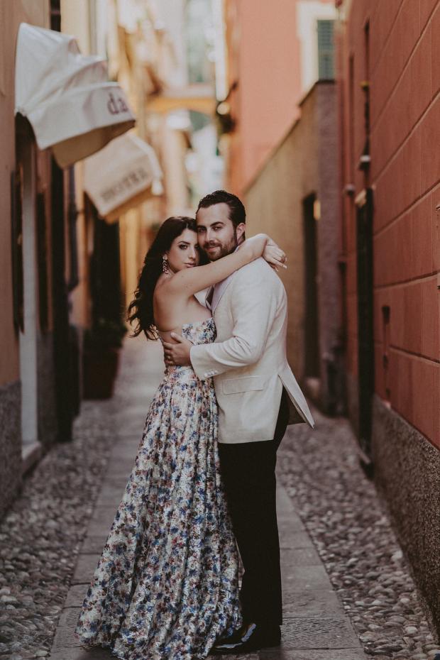 Wedding in Portofino, Italy