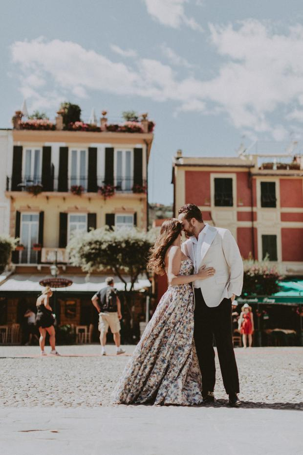 Wedding in Portofino, Italy