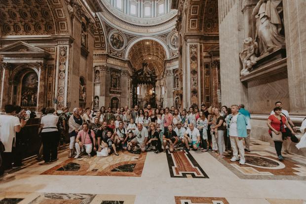 Wedding and honeymoon in Italy