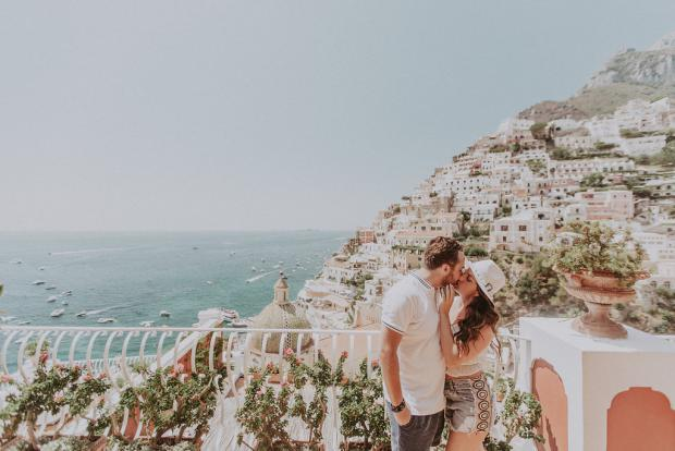 Wedding and honeymoon in Italy- Positano